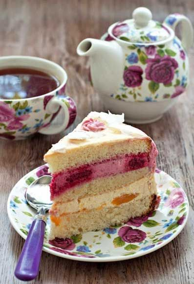 Tea and Cake <3 The Best!