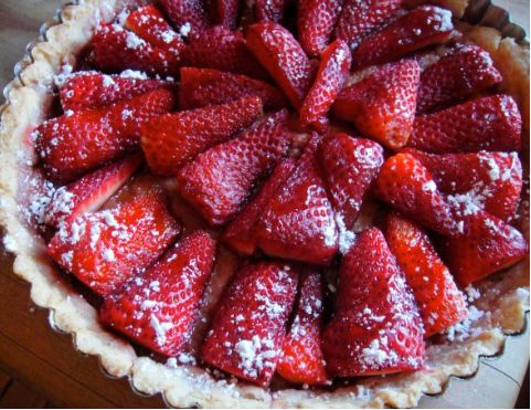 tart strawberry mascarpone tart tofu and strawberry tart strawberry ...