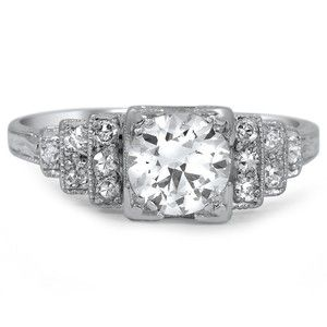 The Deva Ring #vintage