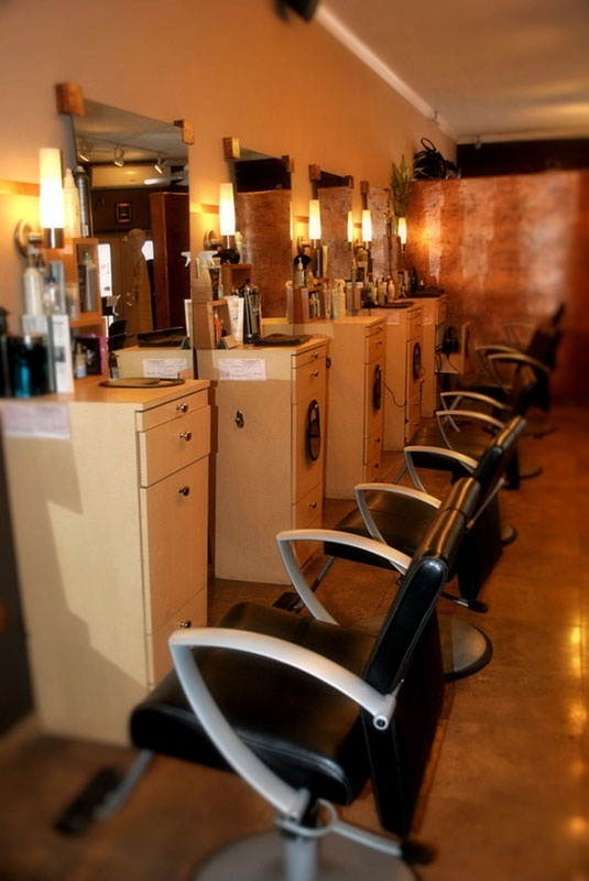 Salon Station Ideas | Joy Studio Design Gallery - Best Design
