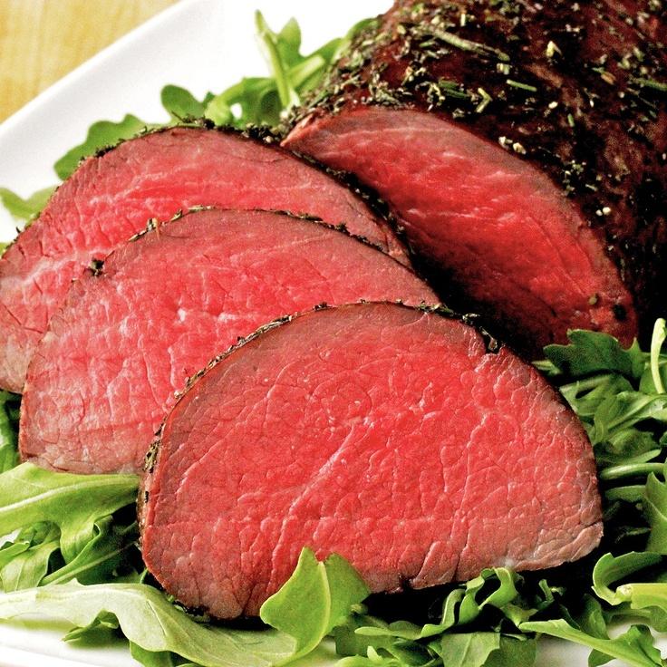 slow roasted # beef tenderloin # recipe