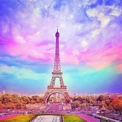 beautiful paris pink - photo #10