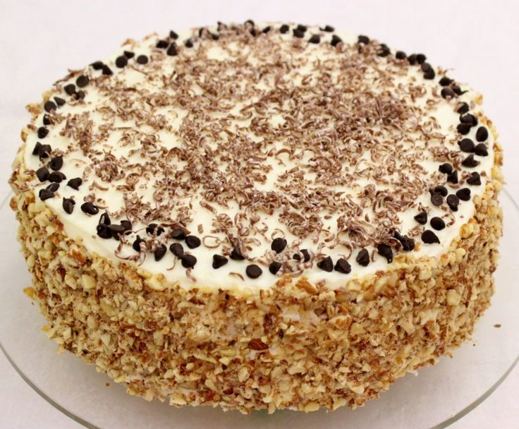 Cannoli Cake | Recipe