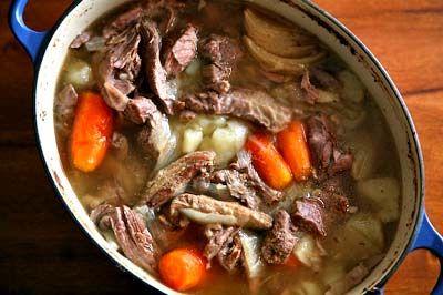 Irish Lamb Stew with a Twist. (Simply Recipes)