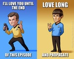 star trek valentine card tumblr