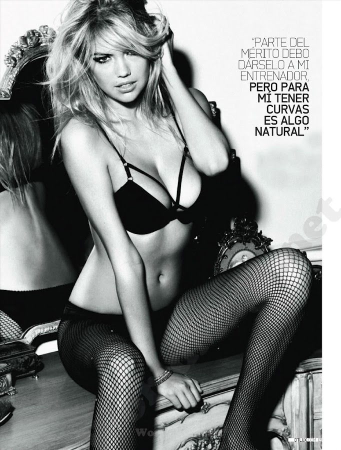 KATE UPTON in DT Magazine Spain, May 2012 Issue