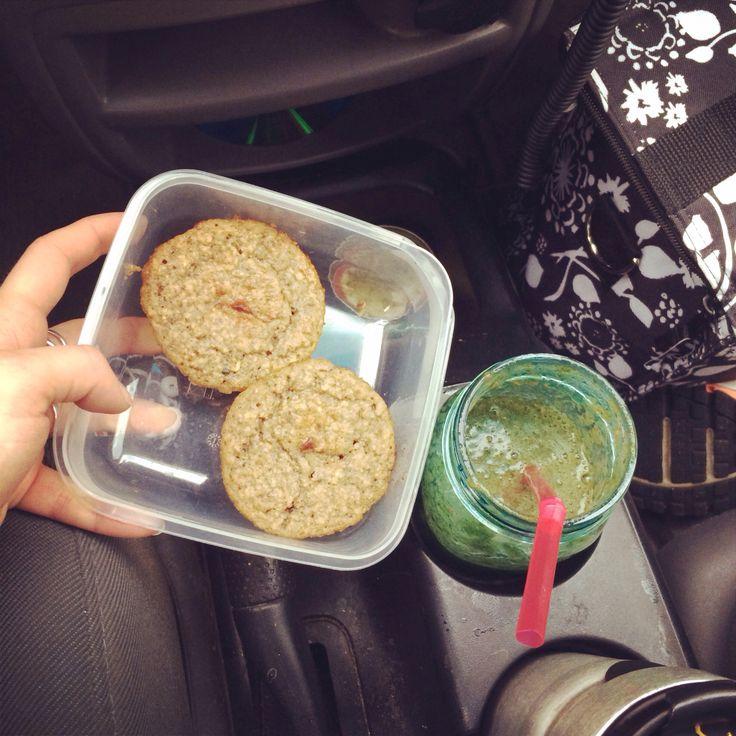 Banana Bread Protein Muffins! | Breakfast | Pinterest