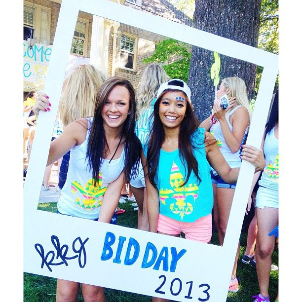 Sorority Clothing Inspiration #KKG #BidDay
