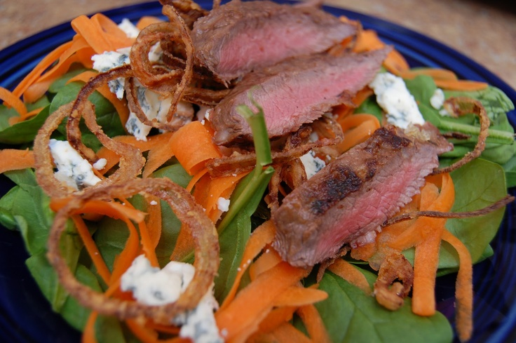 Caramelized Pumpkin And Gorgonzola Salad Recipes — Dishmaps