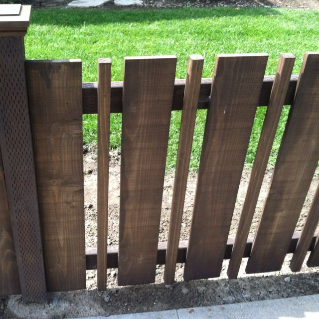 Picket Fence Ideas For My Future House Pinterest