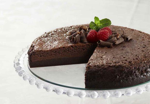 Gluten Free Chocolate Cake (Flourless Chocolate Cake)