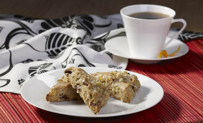 Walnut & Tart Cherry Scones | Share-Worthy Recipes | Pinterest