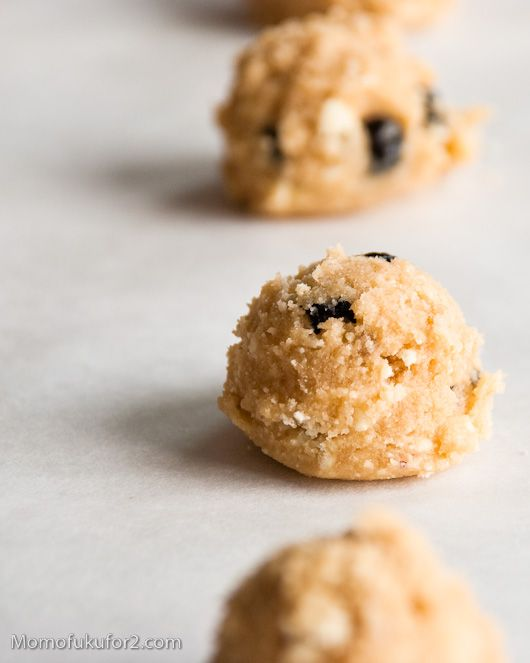 momofuku blueberries and cream cookies   Sweet Stuff   Pinterest