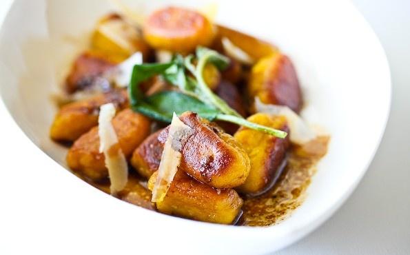 pan-fried-pumpkin-gnocchi | Deliciousness! | Pinterest