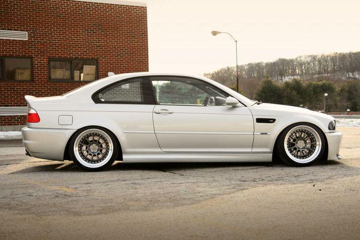 modified #BMW E46 M3 | Wheels: BMW | Pinterest