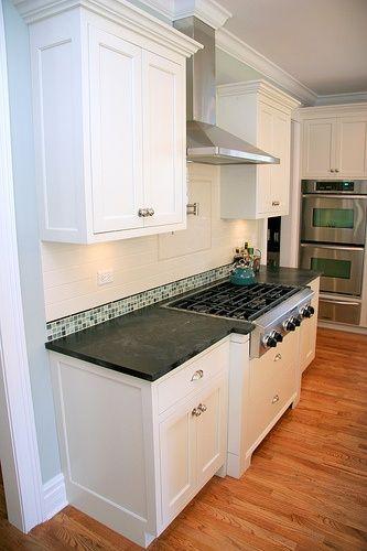 soapstone kitchen countertop | My Home | Pinterest