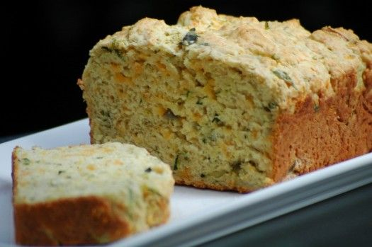 zucchini cheddar bread | Joy of Cooking. Made some into biscuits ...