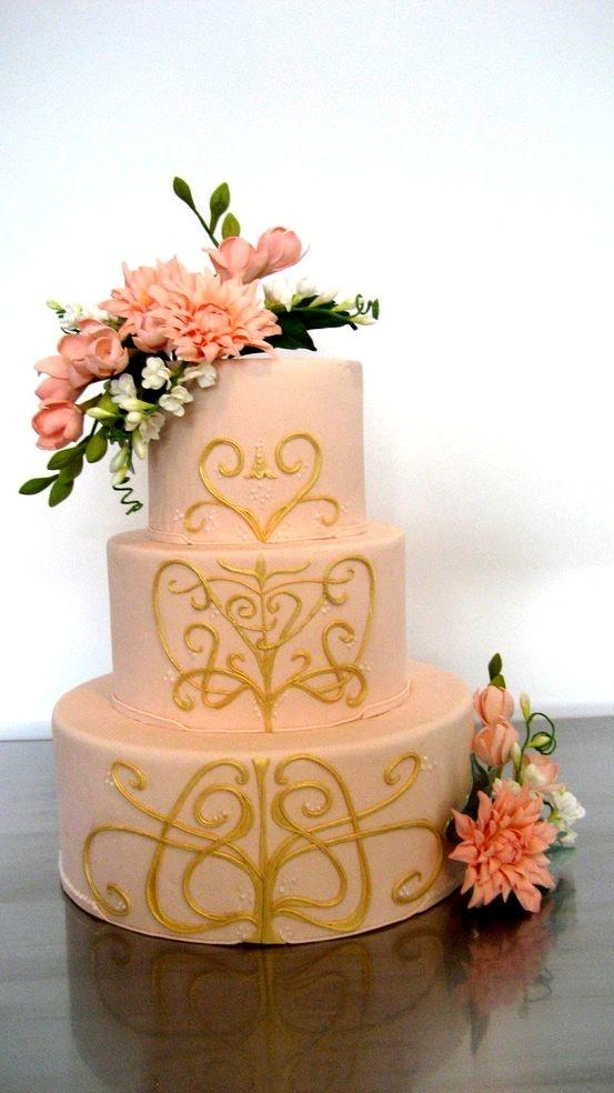 Art Nouveau Cake Designs : Art Nouveau Cake Cakes: Art Nouveau/Deco Pinterest