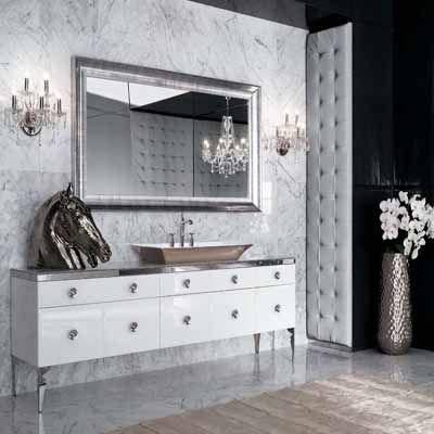 Art Deco Decor Images Ideas For Bathroom Decorating Modern Bathrooms