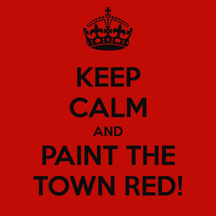 paint the town red demo