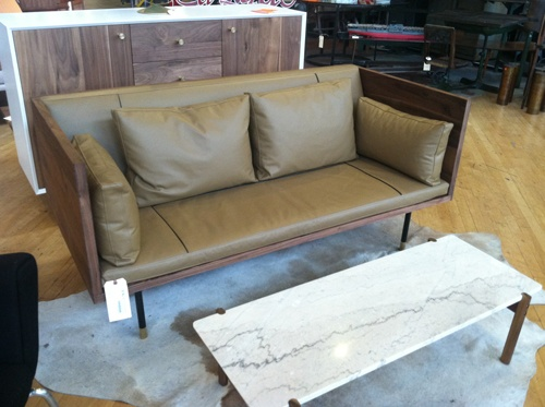 Need A Cat Proof Sofa Ie Wooden Arms