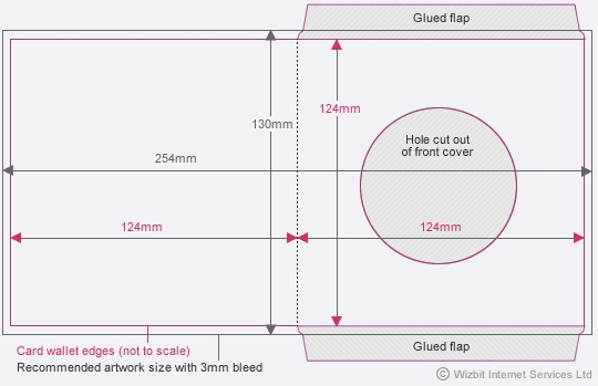 Vinyl Record Dimensions with Cover
