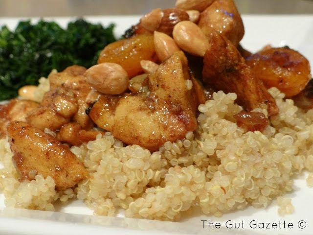 Chicken, Apricot, And Almond Rice Recipes — Dishmaps
