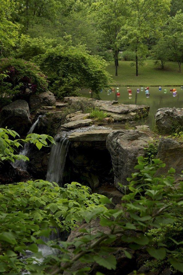 Garvan Woodland Gardens Hot Springs Ar Arkansas Pinterest