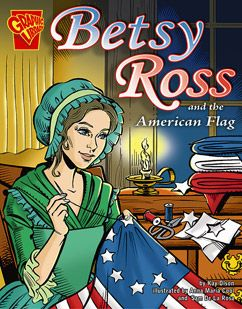 how many flags did betsy ross make
