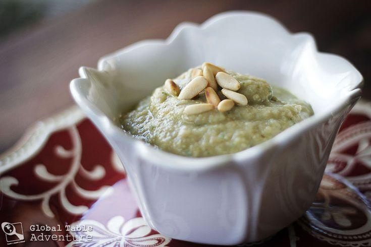 Baba Ghanoush with Roasted Garlic | Recipe