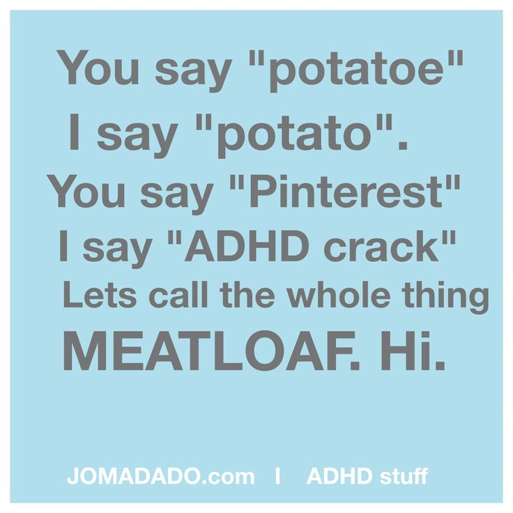 adhd funny quotes and sayings quotesgram