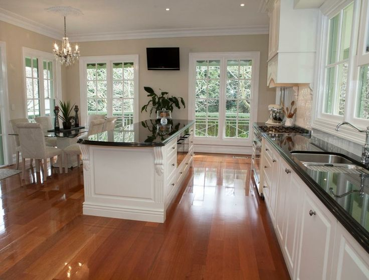 An elegant french provincial kitchen kitchens pinterest for French provincial kitchen designs melbourne