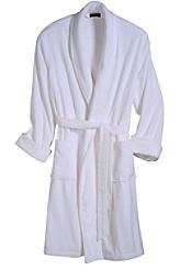 Lands' End Men's Regular Terry Robe