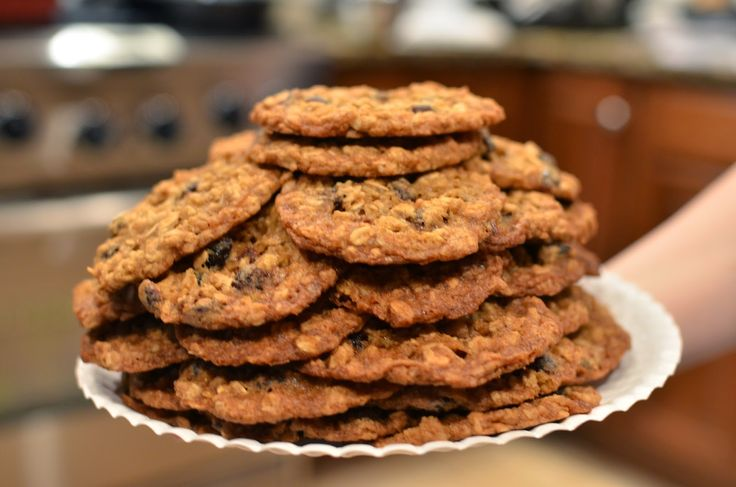 ButterYum: Date Delight Oatmeal Cookies | Yummies that are Cookies ...