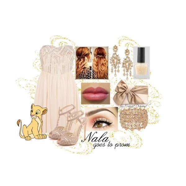 Nala Goes to Prom | Homecoming Ideas | Pinterest