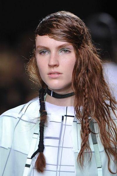 indian messy braids