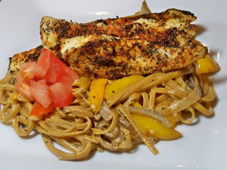 Blackened Cajun Chicken Pasta! Cheap, Healthy and Delicious! Less than ...