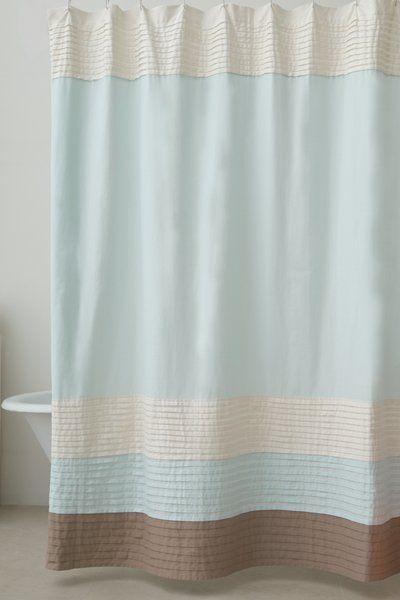 Curtain Time Stoneham Ma DKNY Blue Shower Curtain
