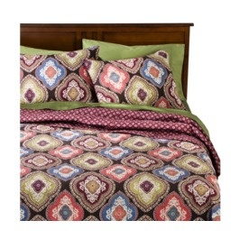 Better Homes And Gardens Quilt Jeweled Damask Party