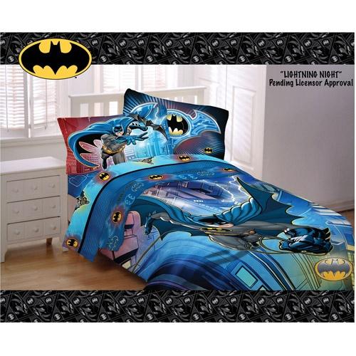 batman twin full reversible comforter. Black Bedroom Furniture Sets. Home Design Ideas