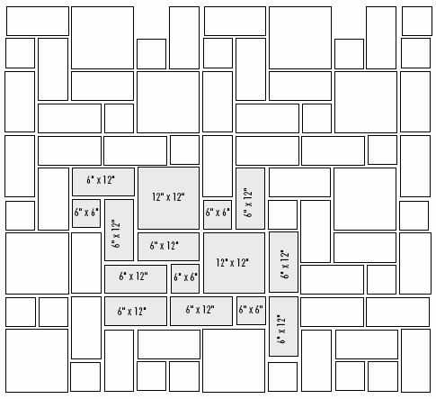 Versailles Tile Pattern Layout Diagram further Tile Pattern Layout ...