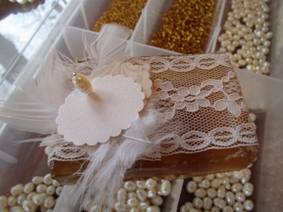 Cute soap wedding favor Steampunk Wedding Ideas Pinterest
