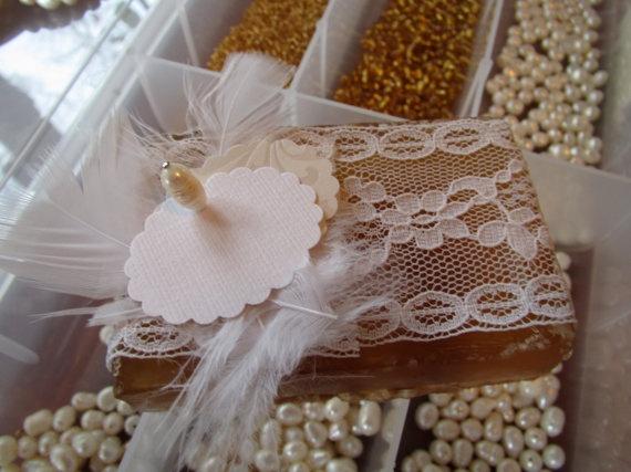 Cute soap wedding favor Steampunk Wedding Ideas Pinterest