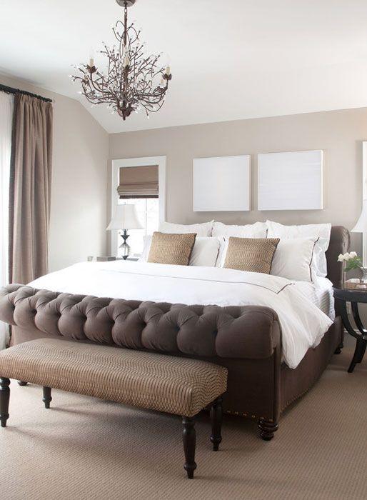 Romantic Master Bedroom | Master Bedrooms | Pinterest