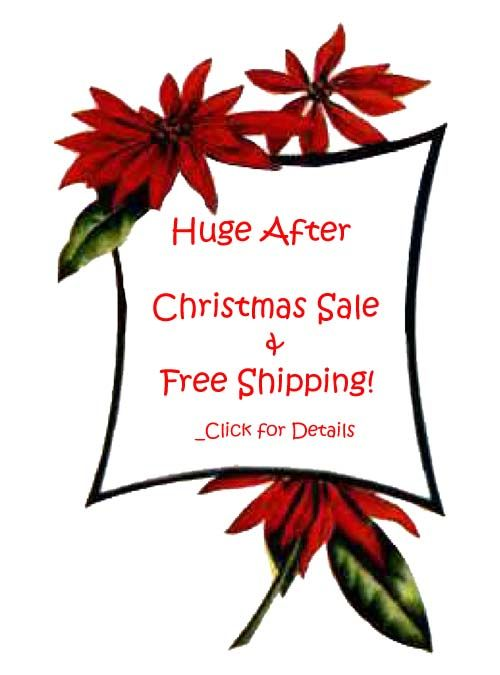 After Christmas Sale at Trendy Tree! Includes select RAZ Christmas and ...