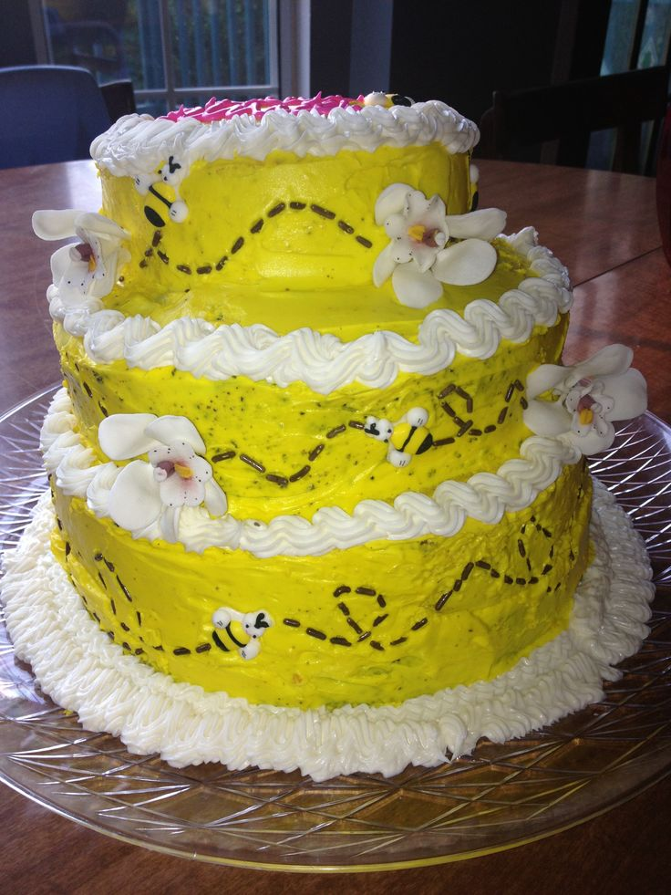 bumble bee baby shower cake gift ideas pinterest