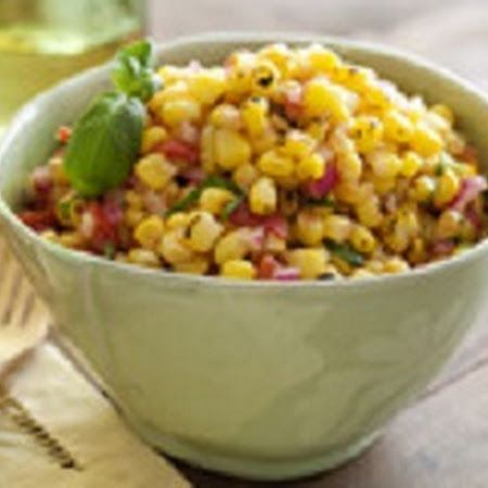 Fire Roasted Corn Salsa | Food | Pinterest