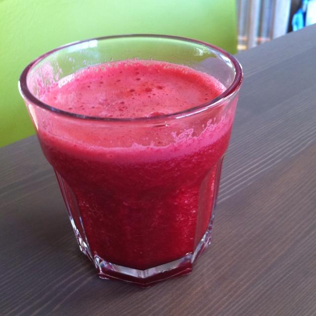 Apple-Beet-Carrot Juice Recipe — Dishmaps