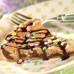 Cookie Dough Pizza | Yummy | Pinterest
