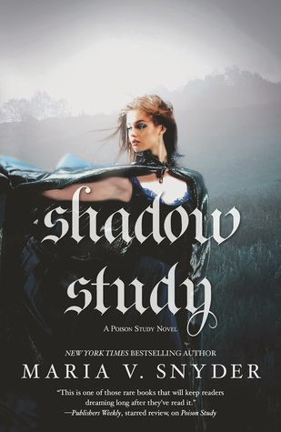Shadow Study (Study #4) by Maria V. Snyder